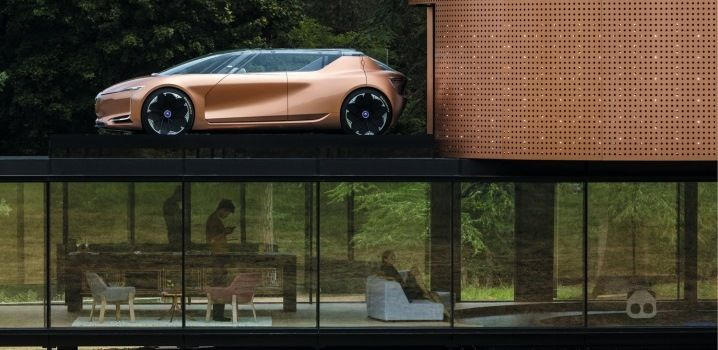 Умный дом Renault SYMBIOZ от Marchi architects, Германия